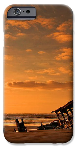 Final Resting Place iPhone Case by Dan Mihai