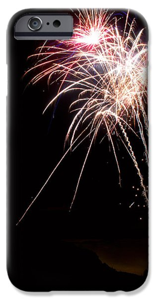 Fireworks 70 iPhone Case by James BO  Insogna