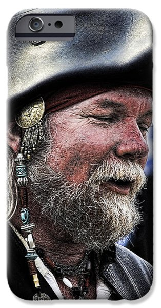 First Mate iPhone Case by David Patterson