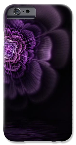 Fleur iPhone Case by John Edwards