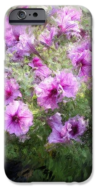 Floral Study 053010 iPhone Case by David Lane