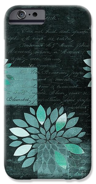 Fushia iPhone Cases - Floralis - 8181cd iPhone Case by Variance Collections