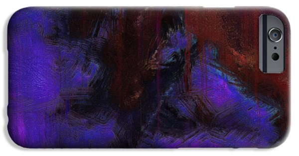 Ledge iPhone Cases - Flow4 iPhone Case by Jack Zulli