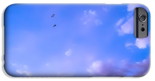 The White House Photographs Digital iPhone Cases - Fly Away iPhone Case by Heather Joyce Morrill