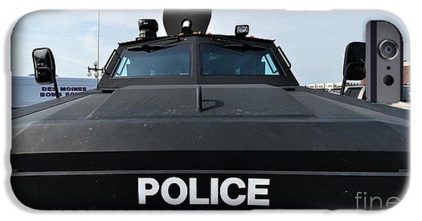 Law Enforcement iPhone Cases - Fm 21 8930- iPhone Case by Ken DePue
