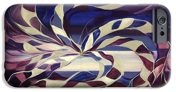 Bed Spread iPhone Cases - Focus iPhone Case by Gina De Gorna