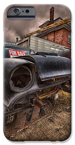 Abandonment iPhone Cases - For Sale iPhone Case by Jakub Sisak