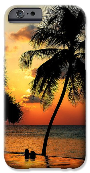 For YOU. Dream Comes True. Maldives iPhone Case by Jenny Rainbow