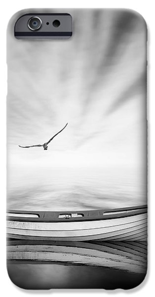 Forgotten iPhone Case by Photodream Art