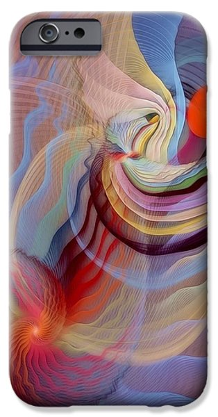 Form Accepted in the Heart iPhone Case by Gayle Odsather
