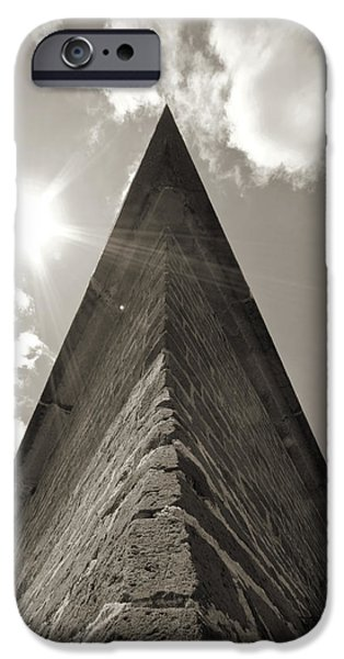 Battery iPhone Cases - Fort Moultrie Defense Wall Sullivans Island SC iPhone Case by Dustin K Ryan