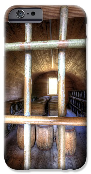 Fort iPhone Cases - Fort Moultrie Powder Magazine iPhone Case by Dustin K Ryan