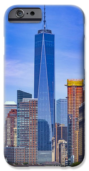 Recently Sold -  - Business iPhone Cases - Freedom Tower iPhone Case by Anatoliy Urbanskiy