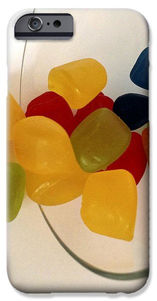 Fruit Gummi Candy iPhone Case by Cheryl Young