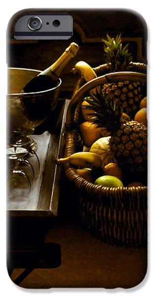Fruits Of France iPhone Case by Madeline Ellis