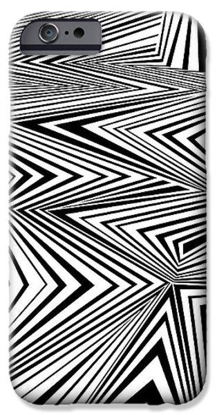 Virtual iPhone Cases - Futility iPhone Case by Douglas Christian Larsen