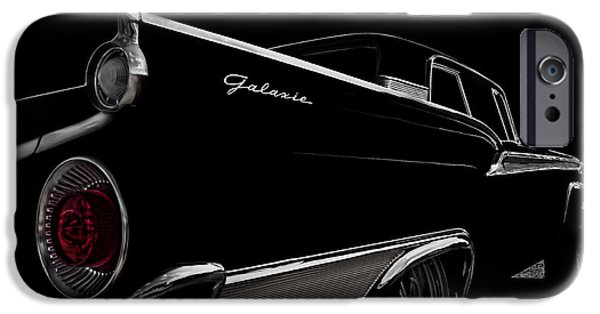 Automotive iPhone Cases - Galactic Cruiser iPhone Case by Douglas Pittman
