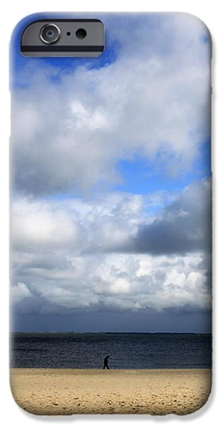 North Sea iPhone Cases - Gate Way iPhone Case by Steffi Louis