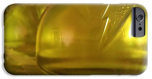 Multimedia iPhone Cases - Gatorade iPhone Case by Ann Hamlin