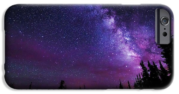 Heaven iPhone Cases - Gaze iPhone Case by Chad Dutson