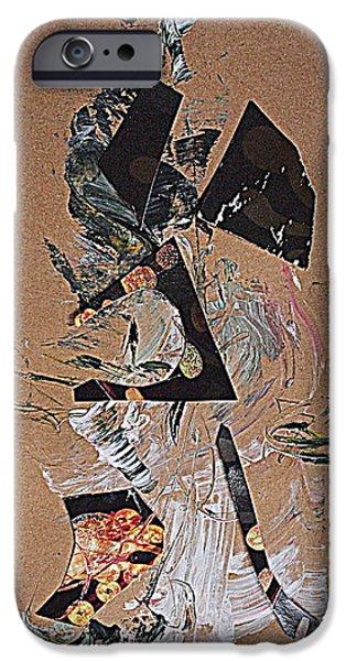 Figure iPhone Cases - Geisha  iPhone Case by Nancy Kane Chapman