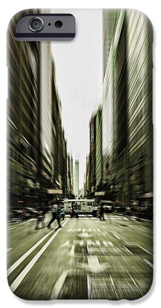 Gelati Rush iPhone Case by Andrew Paranavitana