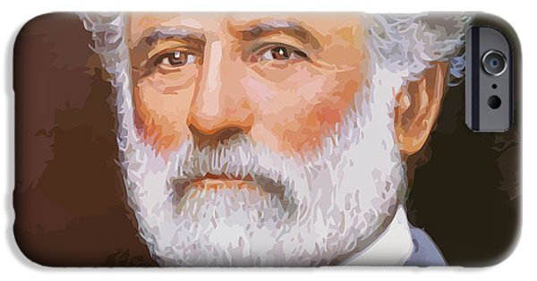 American History iPhone Cases - General Lee iPhone Case by War Is Hell Store