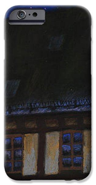 Germany Ulm Fischer Viertel MoonRoofs iPhone Case by Yuriy  Shevchuk
