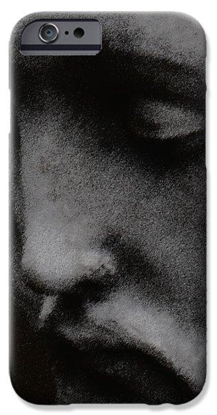 Gethsemane iPhone Case by Linda Knorr Shafer