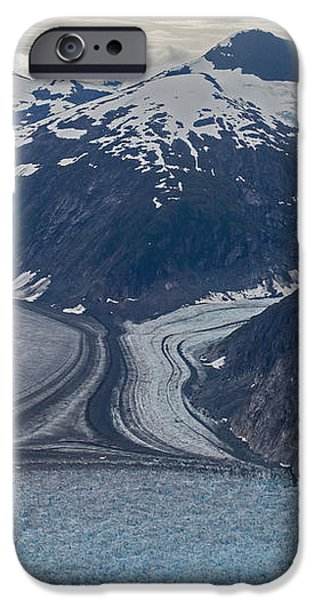 Glacial Curves iPhone Case by Mike Reid