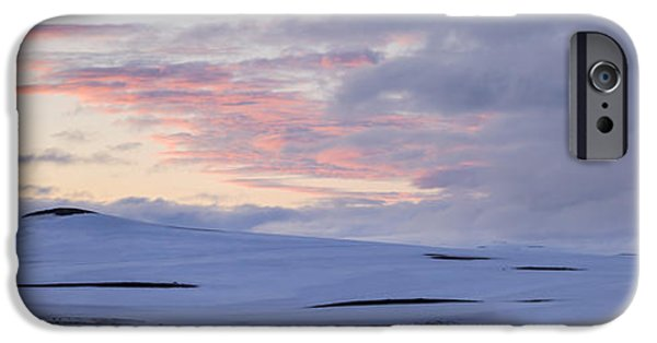 Epic iPhone Cases - Glacial Pass iPhone Case by Spencer Cox
