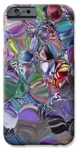 Glass Globes iPhone Case by Ron Bissett