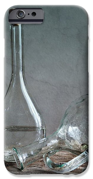 Glass iPhone Case by Nailia Schwarz