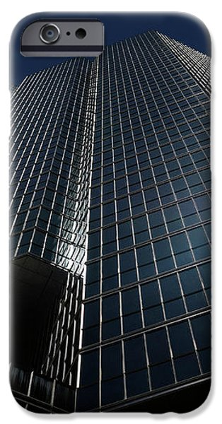 Glass Office Building iPhone Case by Oleksiy Maksymenko