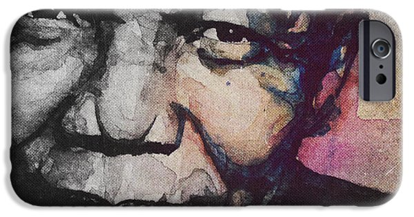 Politician iPhone Cases - Glimmer of Hope iPhone Case by Paul Lovering