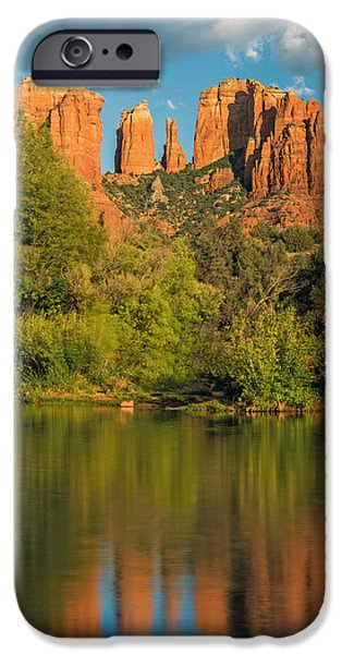 Sedona iPhone Cases - Glorious iPhone Case by Aron Kearney Fine Art Photography