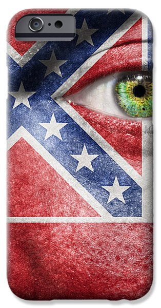 Go Mississippi iPhone Case by Semmick Photo