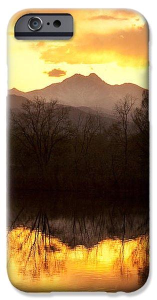 Golden Ponds Longmont Colorado iPhone Case by James BO  Insogna