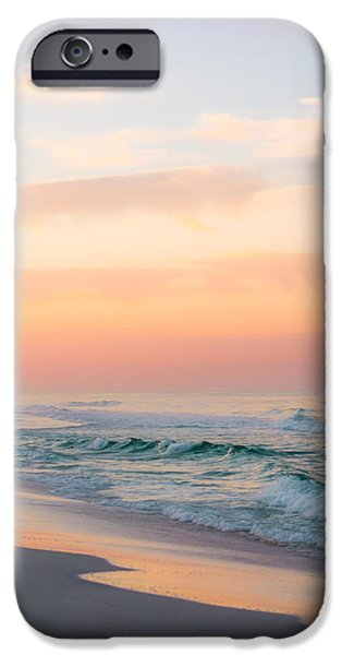 House Art iPhone Cases - Golden Sunrise iPhone Case by Shelby  Young