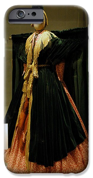 Smithsonian iPhone Cases - Gone With the Wind - Carol Burnett iPhone Case by LeeAnn McLaneGoetz McLaneGoetzStudioLLCcom