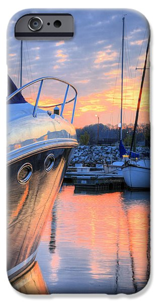 Alexandria iPhone Cases - Good Morning iPhone Case by JC Findley