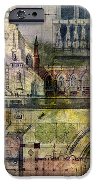 Gothic iPhone Case by Andrew King