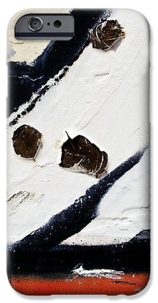 Graffiti Texture I iPhone Case by Ray Laskowitz - Printscapes