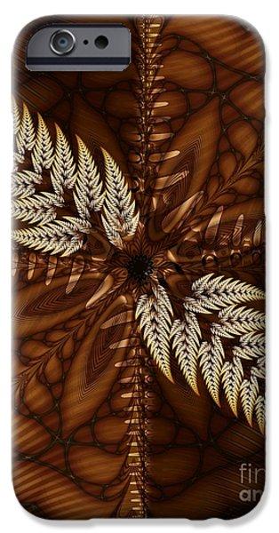 Michelle iPhone Cases - Grain Harvest iPhone Case by Michelle H