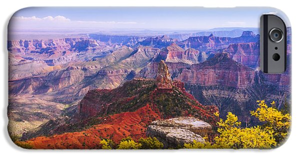 Autumn Season iPhone Cases - Grand Arizona iPhone Case by Chad Dutson