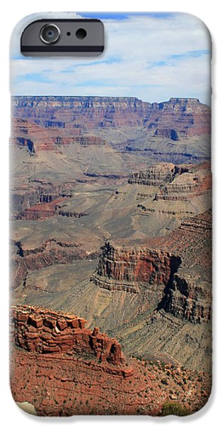 Grand Canyon iPhone Cases - Grand Canyon 5 iPhone Case by Ellen Henneke