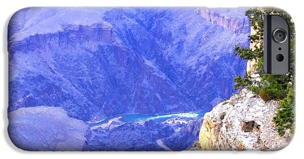 Grand Canyon iPhone Cases - Grand Canyon 86 iPhone Case by Will Borden