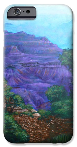 Recently Sold -  - Grand Canyon iPhone Cases - Grand Canyon iPhone Case by Bryan Bustard