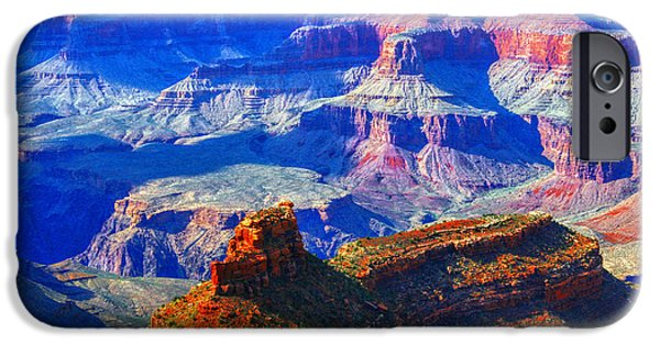 Grand Canyon iPhone Cases - Grand Canyon  iPhone Case by Olahs Photography