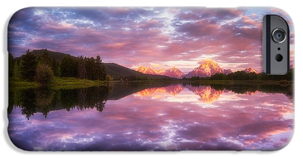 Epic Photographs iPhone Cases - Grand Sunrise iPhone Case by Darren  White